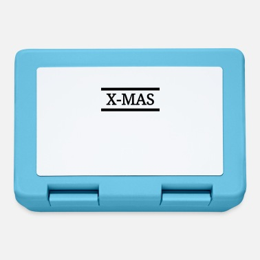 Ugly X-Mas Christmas Christmas holiday gift - Lunchbox