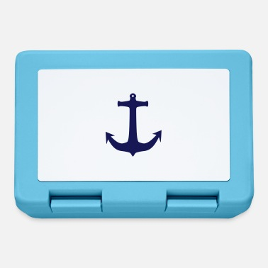 Anchor Ship Seafaring - Lunchbox