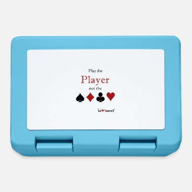 Blackjack Poker Blackjack player - Lunchbox
