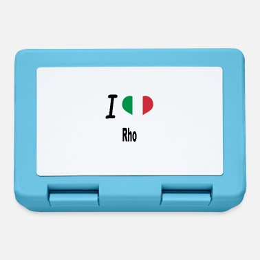 Rho I Love Italy Home Rho - Lunchbox