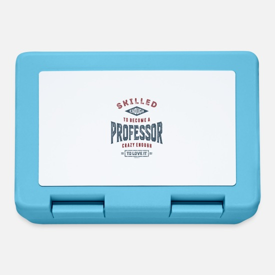 Professor Lunchboxes - Professor - Lunchbox sapphire blue