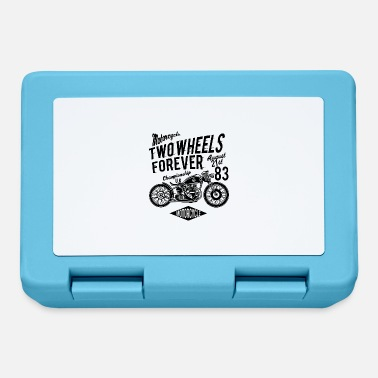 Two-wheeled Two Wheels Forever - Lunchbox