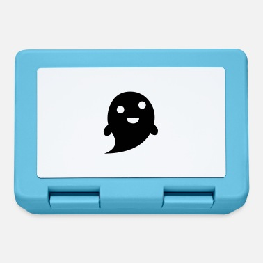 Ghost Ghost Ghost Ghost Ghost Monster Haunted - Lunchbox