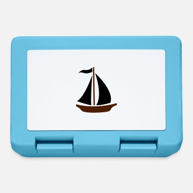 Sail Boat Sailing Boat - Lunchbox