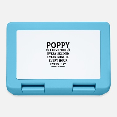 I Love You Poppy - Lunchbox