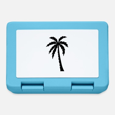 Palm Palm palm trees - Lunchbox