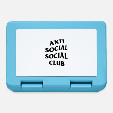 Social anti social social club - Lunchbox