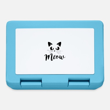 Meow Cat meow meow - Lunchbox