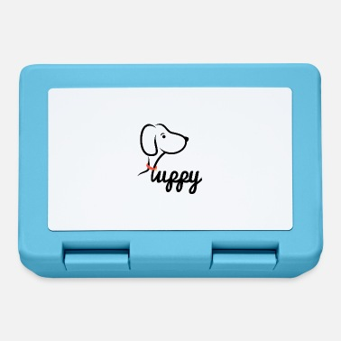 Puppies Puppy / dog / puppy - Lunchbox