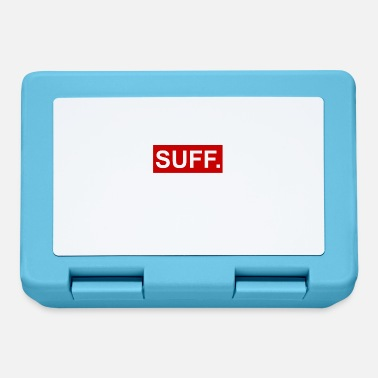 Suff cool SUFF red-white - Lunchbox
