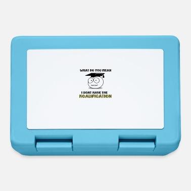 Graduation Ceremony Funny Graduation Gift 2018 - Lunchbox