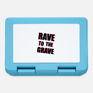 Grave Rave To The Grave - Lunchbox