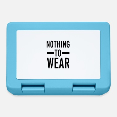 Wear Nothing To Wear - Lunchbox