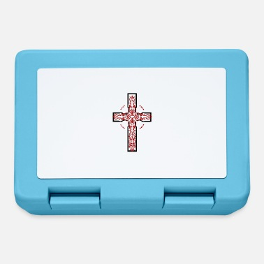 Cross Cross crosses Jesus - Lunchbox