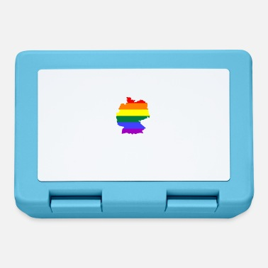 German Gay Pride flag - Lunchbox