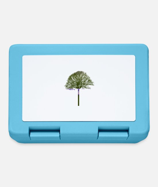 Design Lunchboxes - Magic tree - Lunchbox sapphire blue
