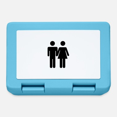 Wedding Couple love wedding couple - Lunchbox