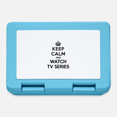 Watch Tv Keep calm and watch tv series - Lunchbox