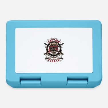 Leadership capitano pirata - Lunch box