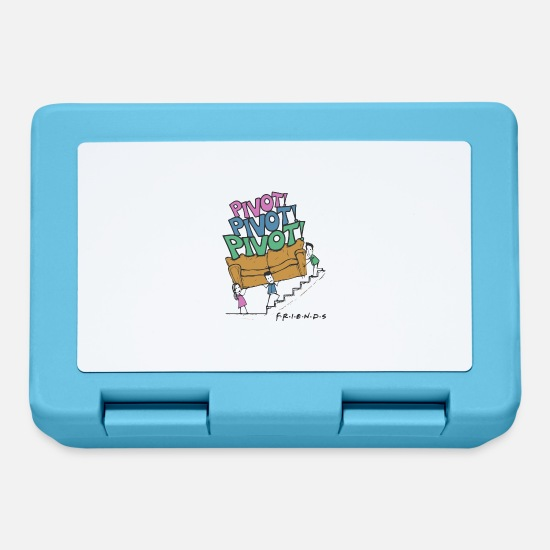 Joey Lunchboxes - FRIENDS - PIVOT - Lunchbox sapphire blue