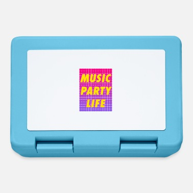 Party MUSIC PARTY LIFE - Lunchbox