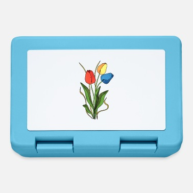 Nature Flowers - Lunchbox