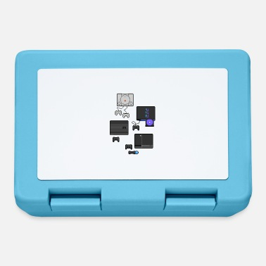 Console Console pixel art - Lunch box