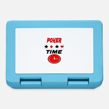 poker time - Lunchbox