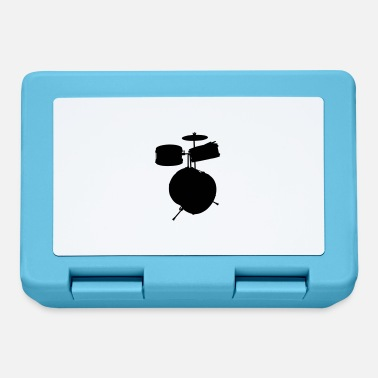 Drum Set music drums drum set - Lunchbox