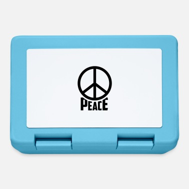 Pace pace Pace Hippie - Lunch box