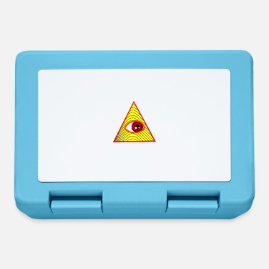 Pyramid Triangle eye - Lunchbox