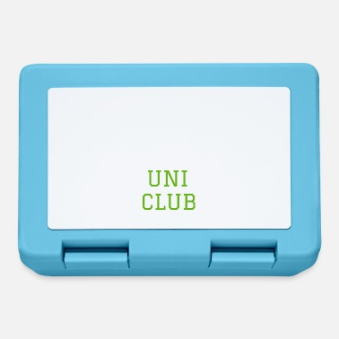 Uni Uni Club - Broodtrommel