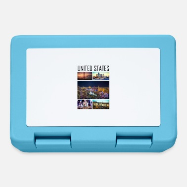 State United States - United States - Lunchbox