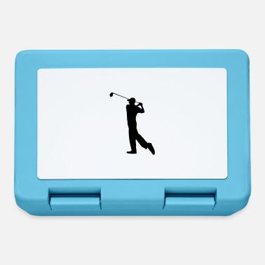 Golf Golf Ball - Golf - Lunch box