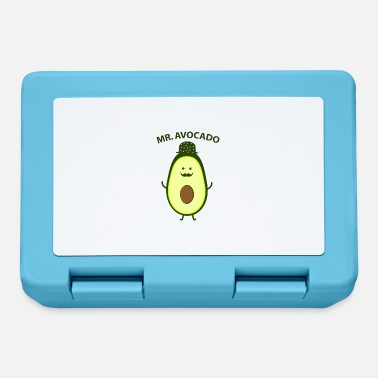 Mustasch Mr. Avocado - Lunchbox