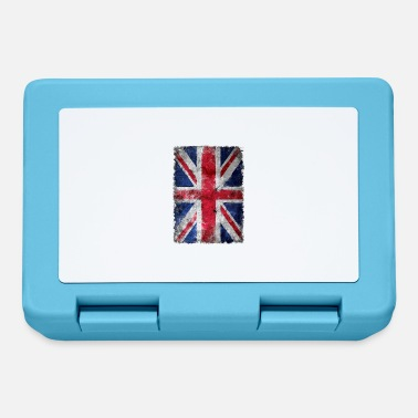 Politics Vintage United Kingdom - Lunchbox
