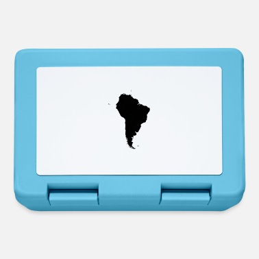 South South America - Lunchbox