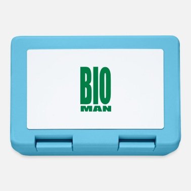 Bio Bio man - Lunchbox