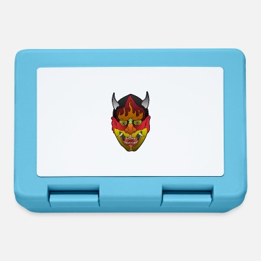 Asiatic Mask Asian Mask - Lunchbox