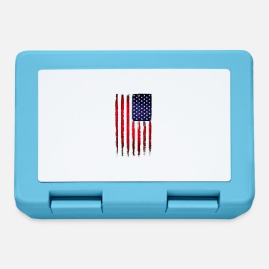 United Vintage stars and stripes - Lunchbox