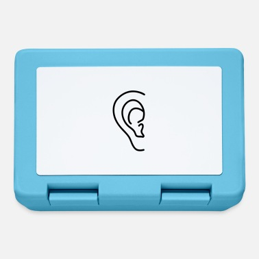 Earring ear - Lunchbox