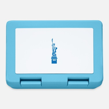 We Are Boston statue of Liberty - Lunchbox