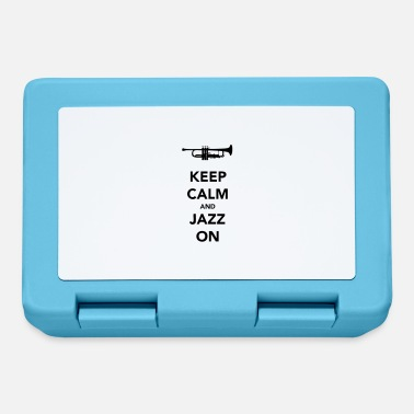 Cannonball Keep Calm Jazz Trumpet II - Lunchbox