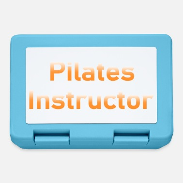 Pilates Instructor Pilates Instructor - the Pilates trainer T shirt - Lunchbox