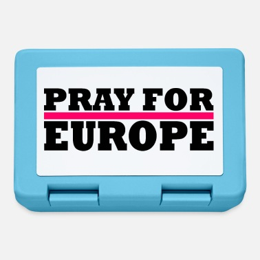 Beten Europa / Pray For Europe - Brotdose