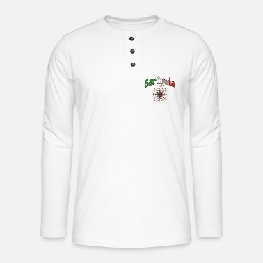 Sardinia for travelers - Henley long-sleeved shirt