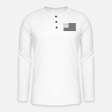 Independance Day Independence day - Henley long-sleeved shirt