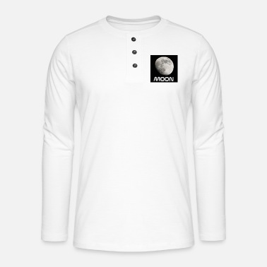 Lune Lune Lune - T-shirt manches longues Henley