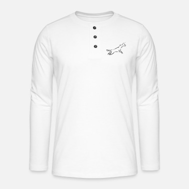 Protect Protection - Henley long-sleeved shirt