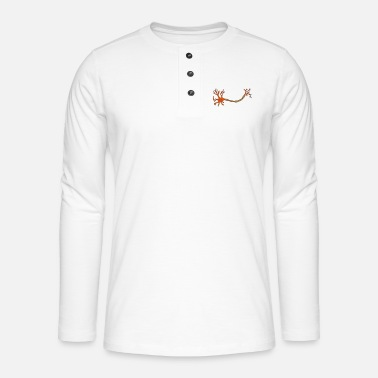 Insecte insecte - T-shirt manches longues Henley